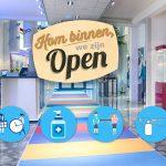 Onze winkels zijn weer 'normaal' geopend