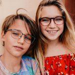 Wat zijn de kinderbrillen leuk…